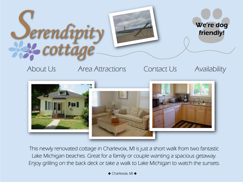 Welcome to Serendipity Cottage